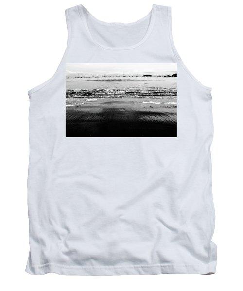 Black Beach  Tank Top