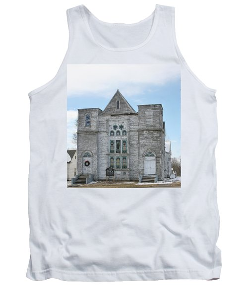 Black Diamond Musuem Tank Top
