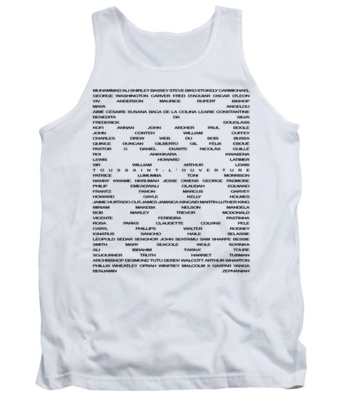 Black Excellence Tank Top
