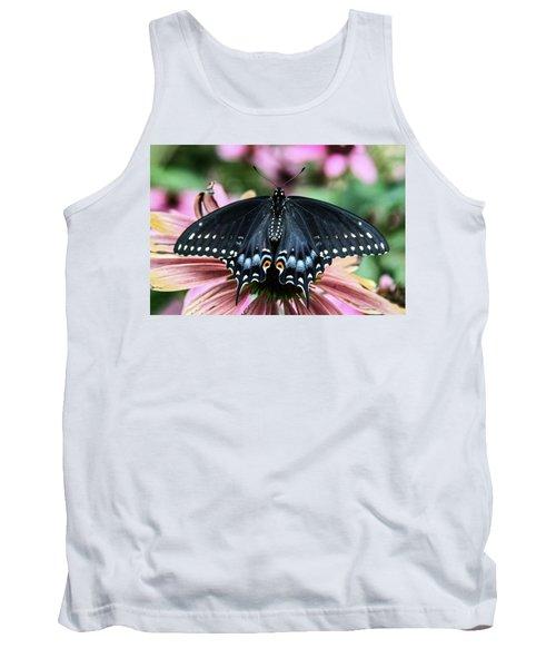 Black Swallowtail 3 Tank Top