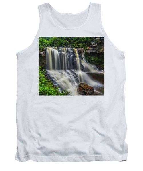 Black Water Falls Tank Top