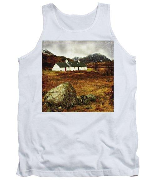 Blackrock Cottage Glencoe Tank Top by Jacqi Elmslie