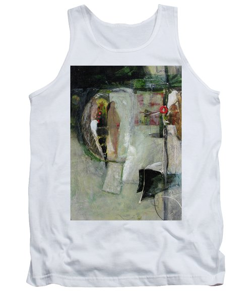 Blanco Birds Tank Top
