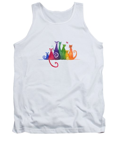 Blended Family Of Seven Tank Top