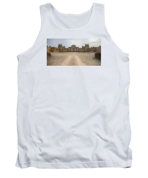 Blenheim Palace Tank Top by Clare Bambers