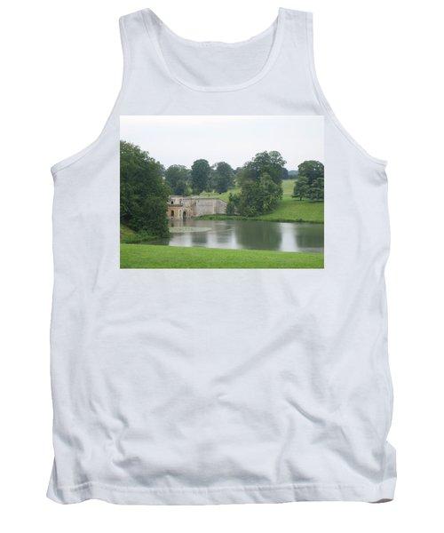 Blenheim Palace Lake Tank Top