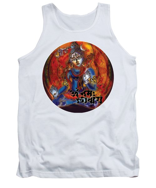 Blessing Shiva Tank Top