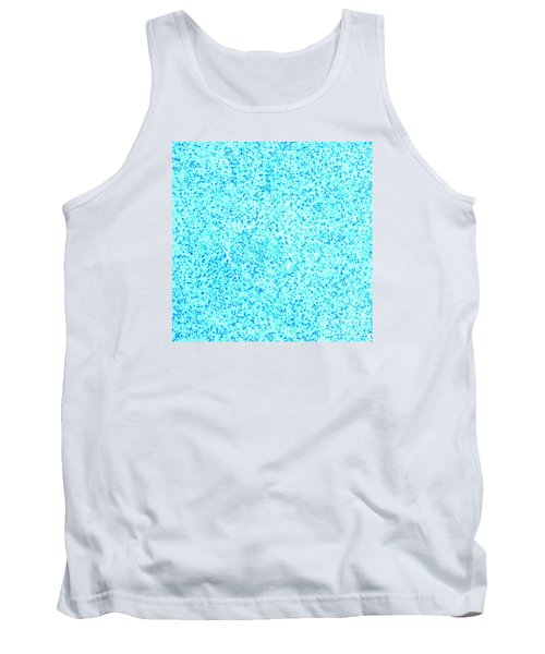 Bllue On Blue Tank Top