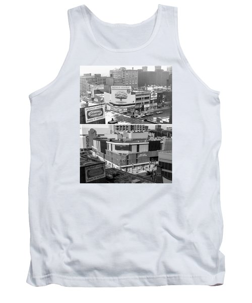 Block 'e' In Minneapolis Tank Top