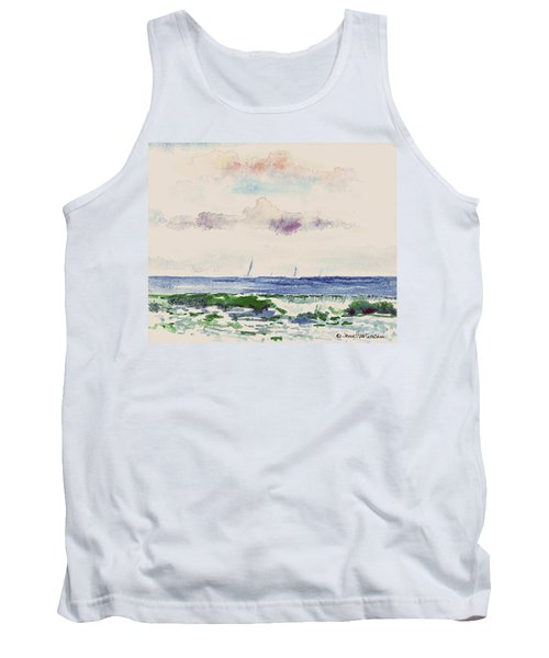 Block Island Sound Tank Top