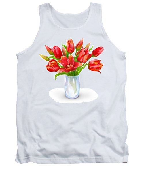 Bloomers Tank Top by Now