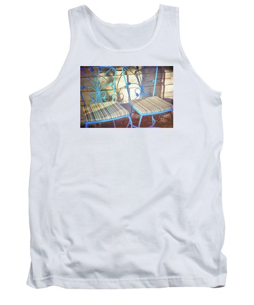 Blooming Seats Tank Top by JAMART Photography