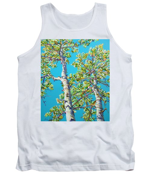 Blossoming Creativitree Tank Top