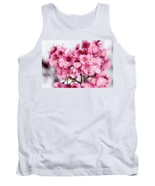 Blossoms 3 Tank Top