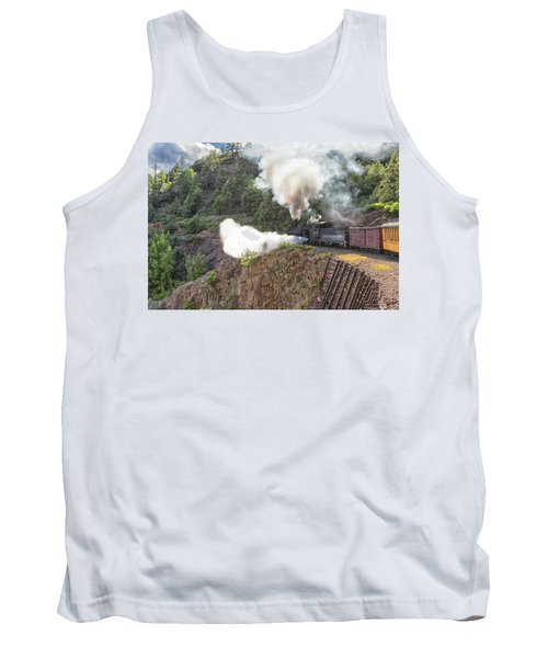 Blowing Down 481 Tank Top