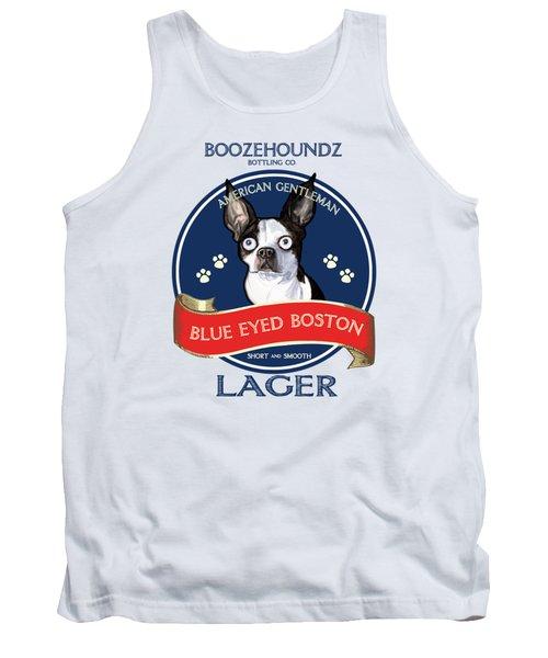 Blue Eyed Boston Lager Tank Top