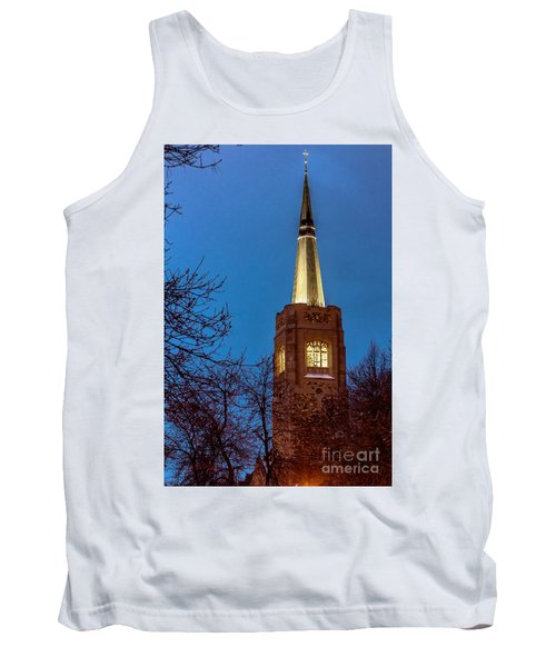 Blue Hour Steeple Tank Top