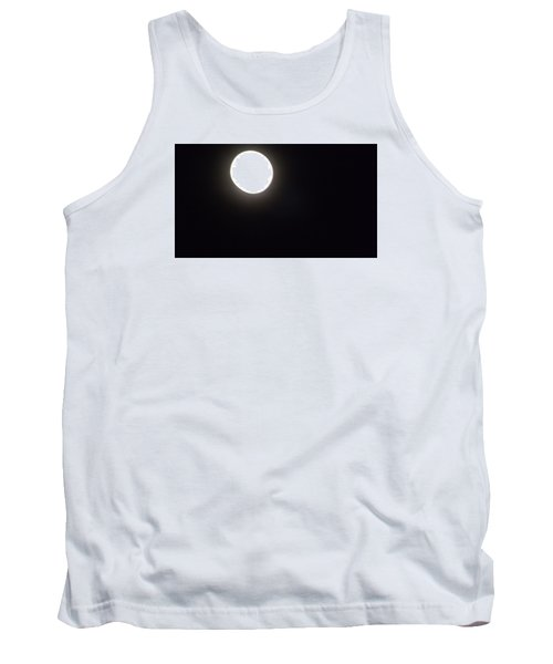 Tank Top featuring the photograph Blue Moon In July by Don Koester
