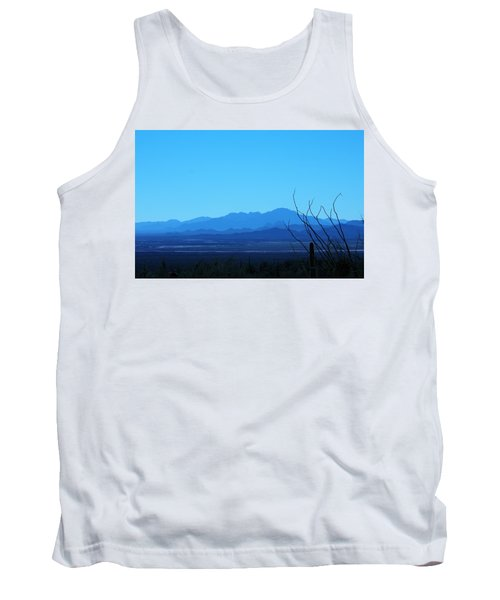 Blue Mountain Tank Top