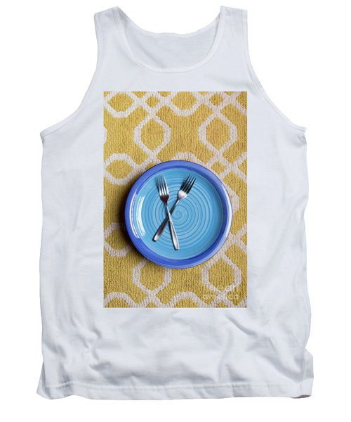 Blue Plate Special Tank Top