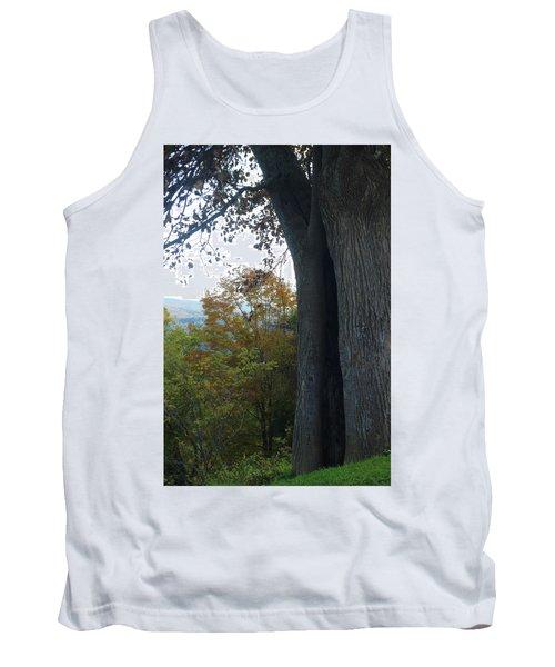 Blue Ridge Parkway Tree Tank Top
