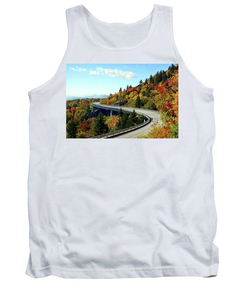 Blue Ridge Parkway Viaduct Tank Top