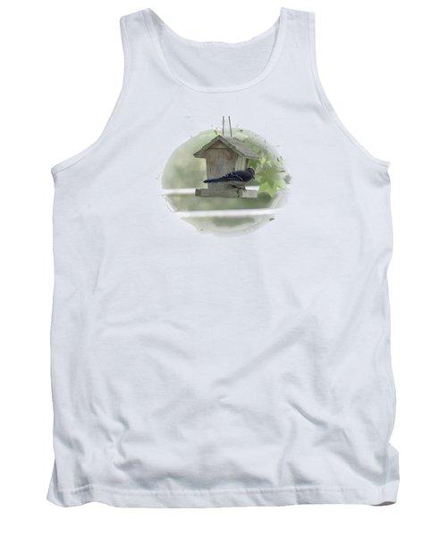 Bluejay Tank Top
