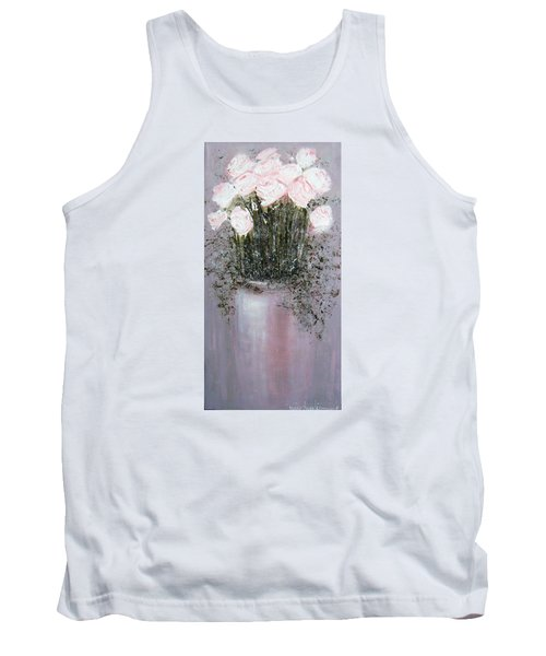 Blush - Original Artwork Tank Top