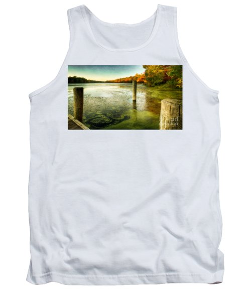 Blydenberg Park In The Fall Tank Top