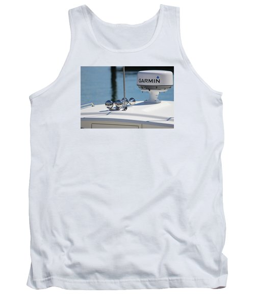 Boat Business Tank Top