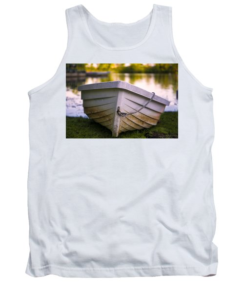 Boat On Land Tank Top