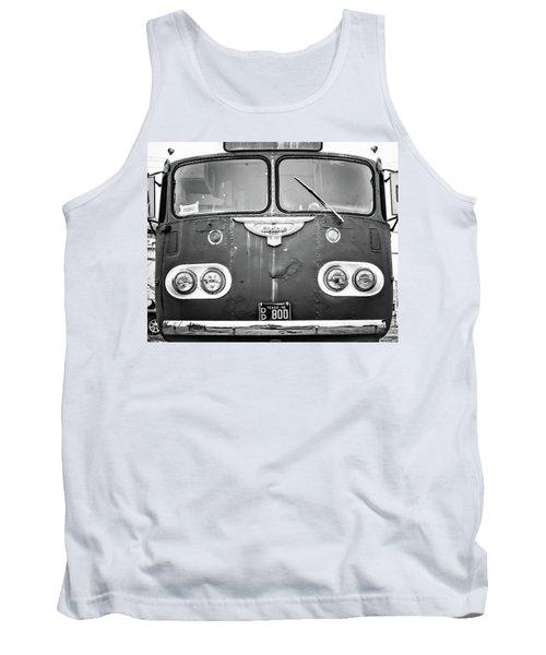 Bob Wills Tour Bus Bw Tank Top