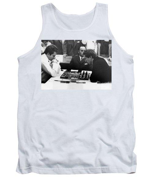 Bobby Fischer (1943-2008) Tank Top