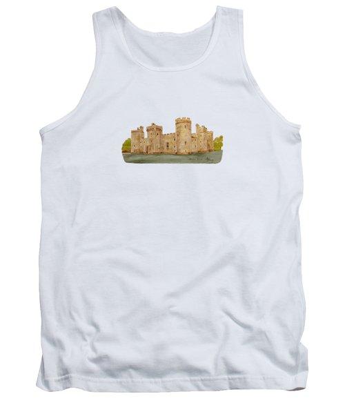 Bodiam Castle Tank Top