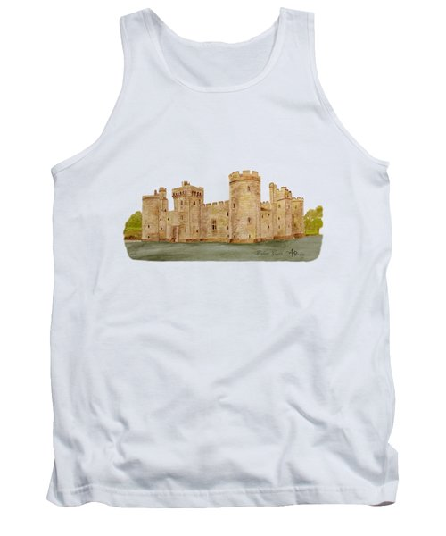 Bodiam Castle Tank Top