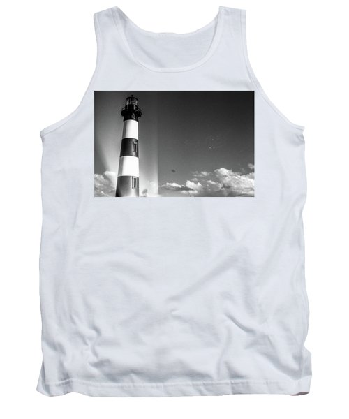Bodie Island Lighthouse Tank Top by David Sutton