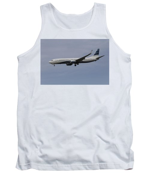 Boeing 737 Private Jet Tank Top