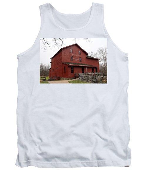 Bonneyville Mill Indiana 1832 Tank Top