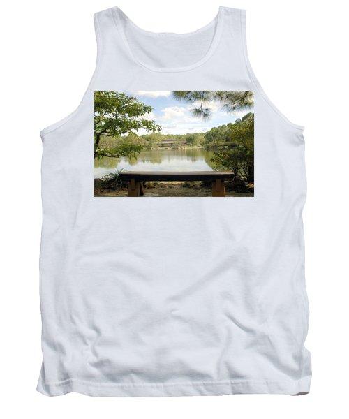 Bonsai Lake Tank Top