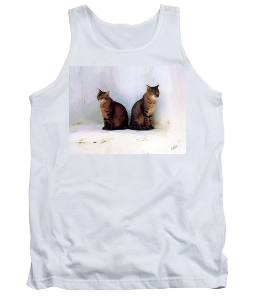 Bookends - Rdw250805 Tank Top