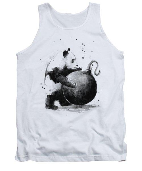 Boom Panda Tank Top