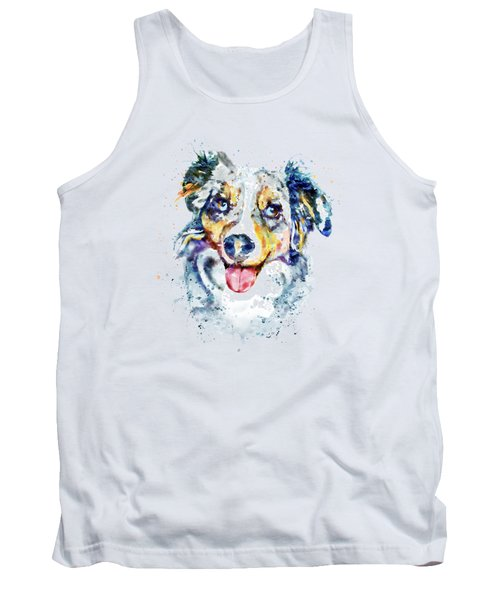 Border Collie  Tank Top