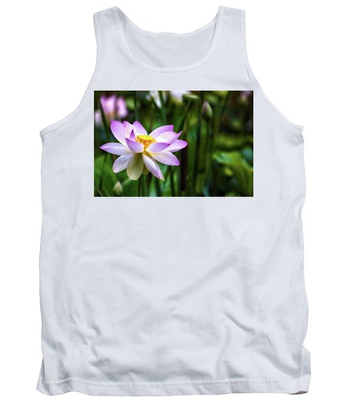 Born Of The Water Tank Top
