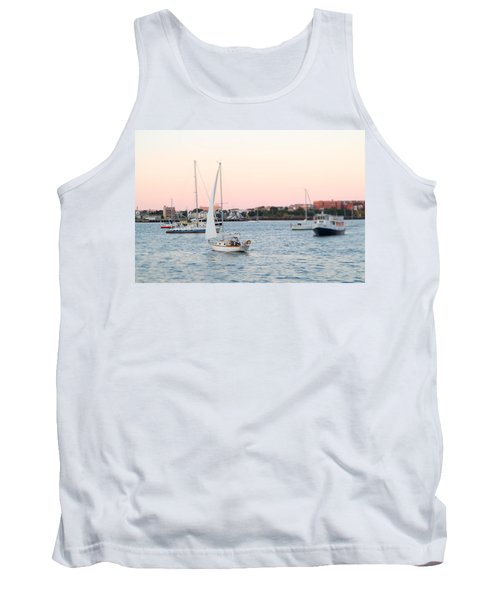 Boston Harbor View Tank Top