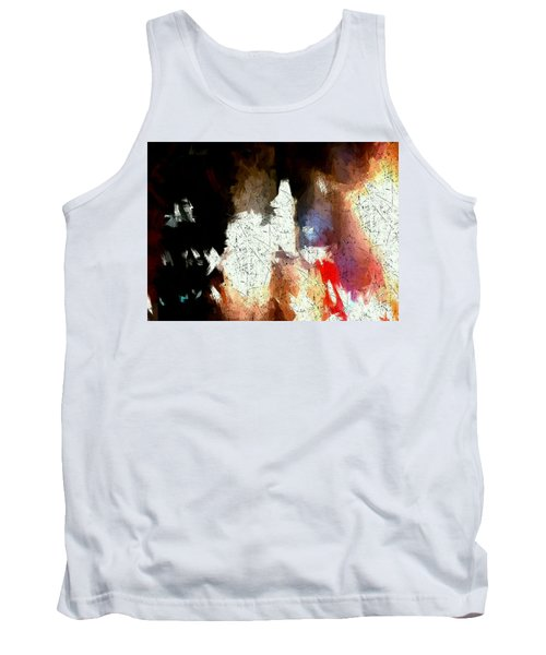 Boston Night Tank Top