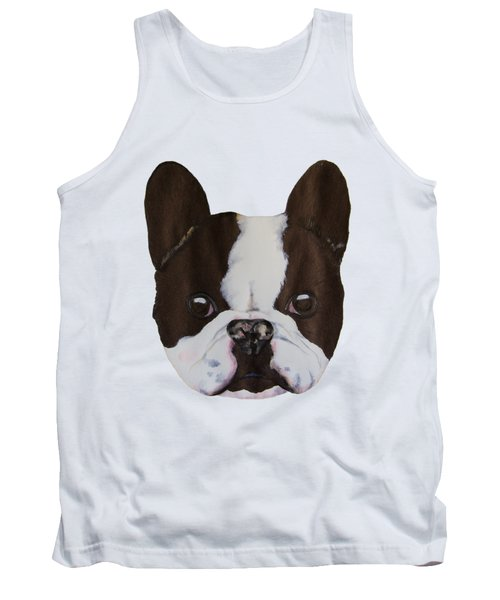 Boston Terrier Tank Top