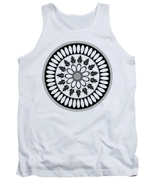 Botanical Ornament Tank Top