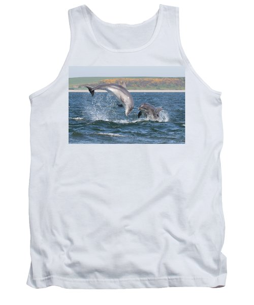 Bottlenose Dolphin - Moray Firth Scotland #49 Tank Top