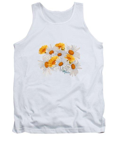Bouquet Of Wild Flowers Tank Top