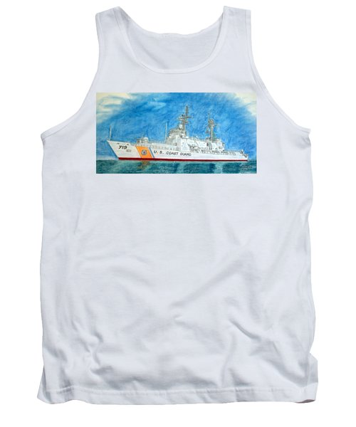 Boutwell-u.s.coast Guard 719 Tank Top